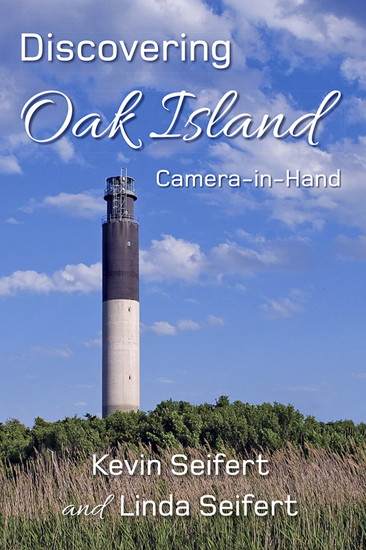 Discovering Oak Island: Camera-in-Hand