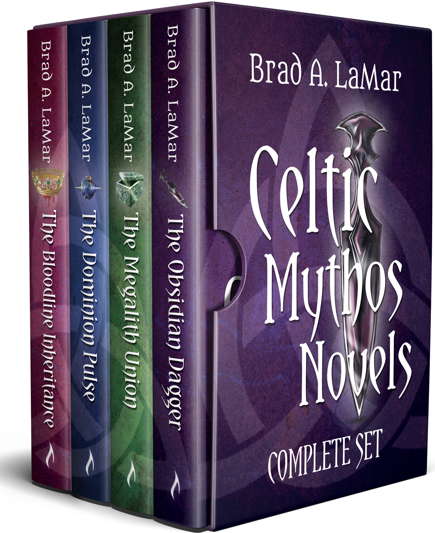 The Celtic Mythos Boxed Set