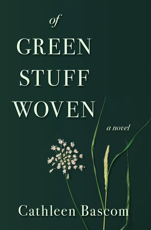 Of Green Stuff Woven