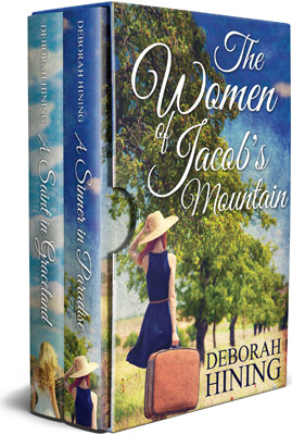 The Women of Jacob's Mountain Boxed Set